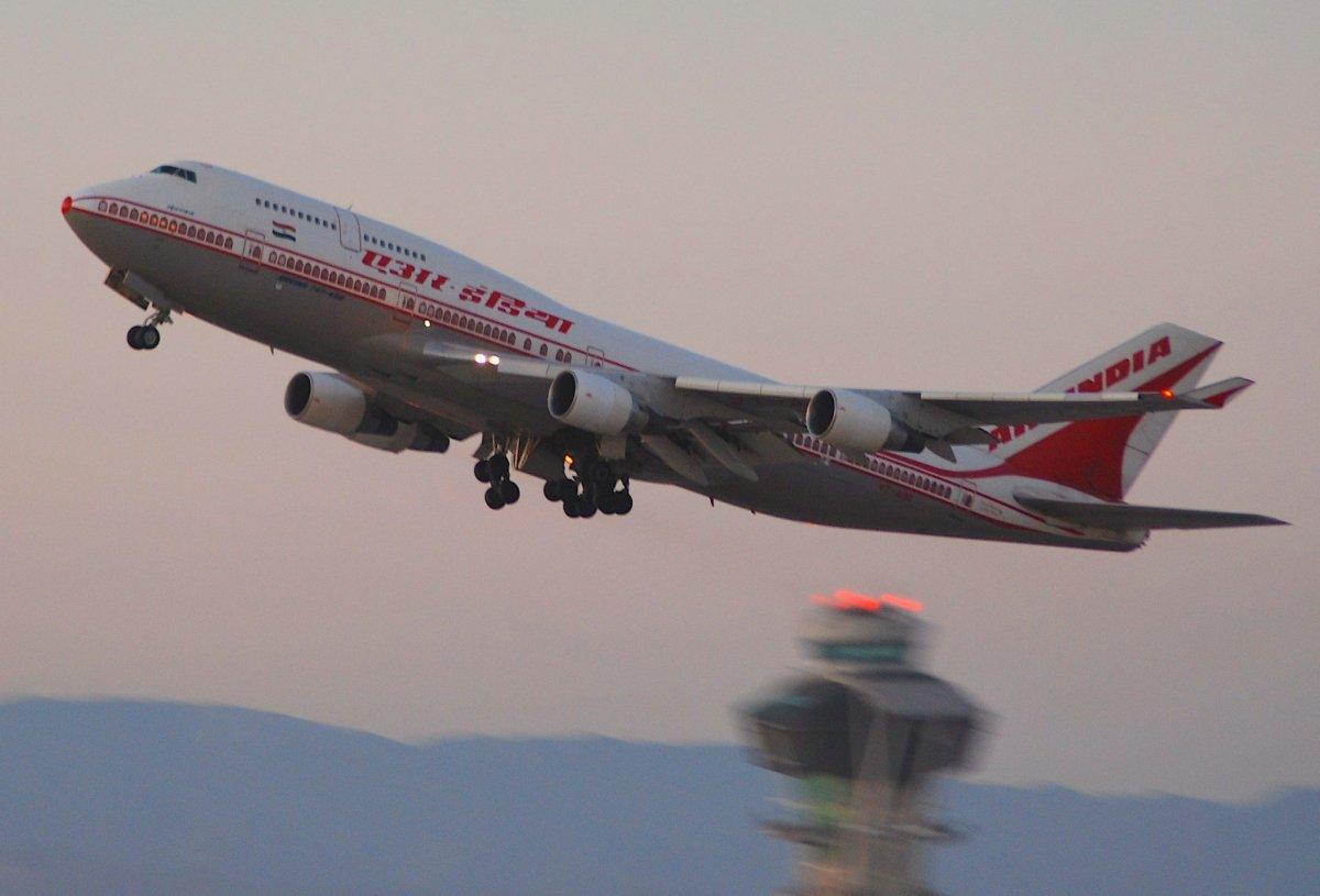 بھارت کی سرکاری ایئر لائن 'ایئر انڈیا'