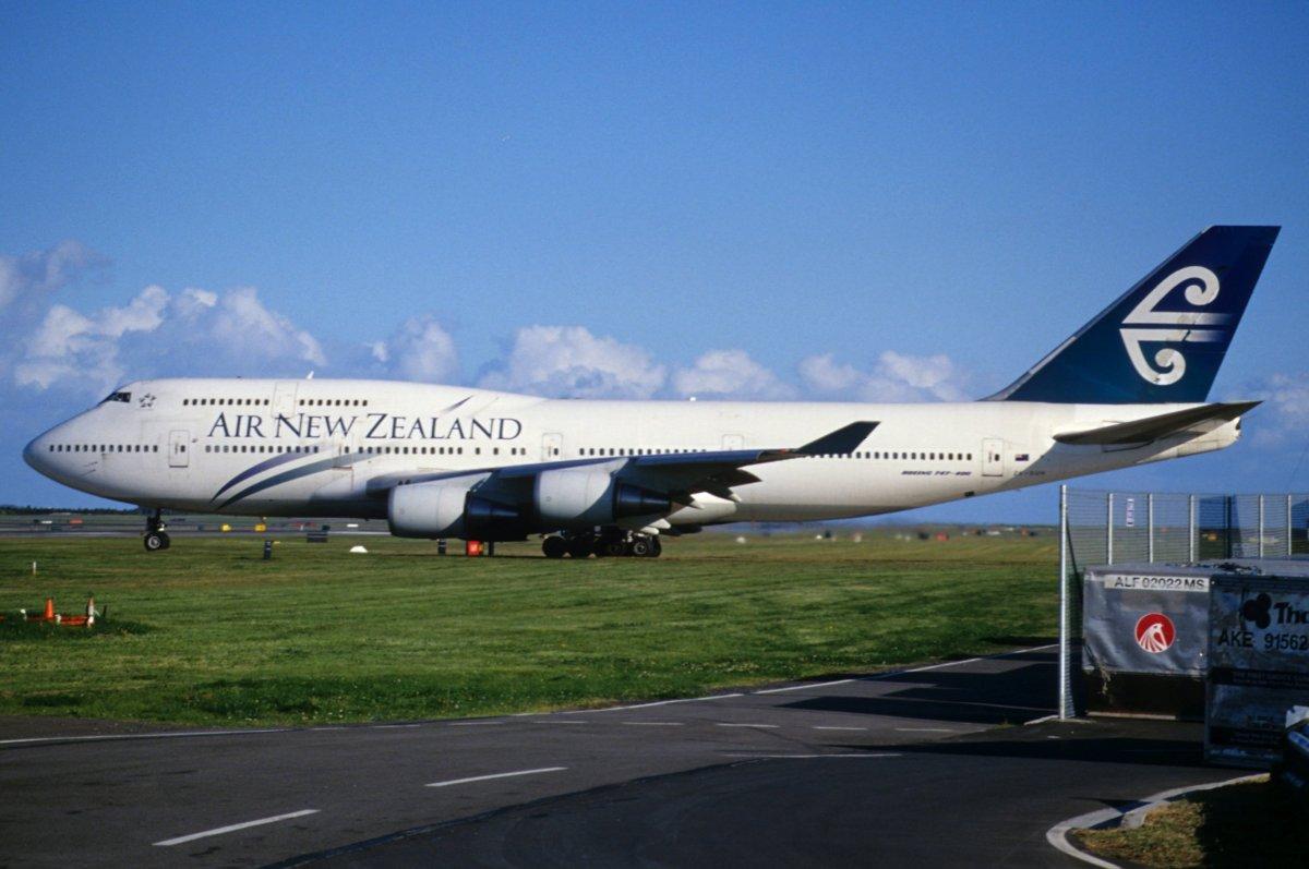 اور آج دنیا کی بہترین ایئر لائنز میں شمار ہونے والی ایئر نیوزی لینڈ۔