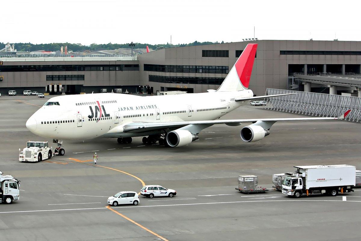 جاپان ایئر لائنز