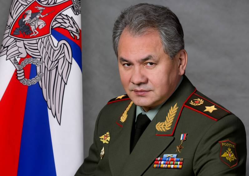 Sergei-Shoigu