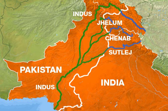 pakistan-rivers
